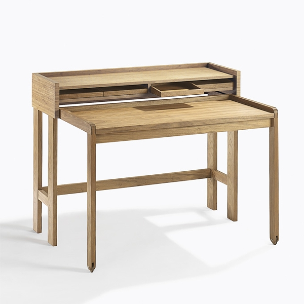 Modesto desk oak oiled 120 x 58 x 93 cm