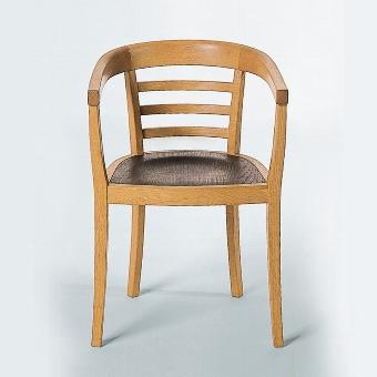 Julius chair oak oiled natural 53x53x78 cm