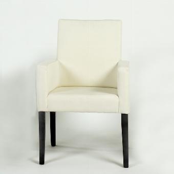 Andrew arm chair H93cm , legs: oak blackbrown