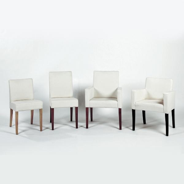 Andrew chair H93cm , legs: oak oiled