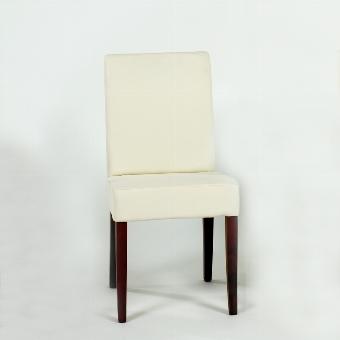 Andrew chair H93 cm, legs: walnut colour