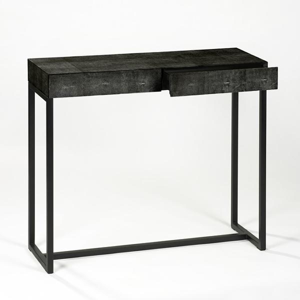 Mara console metal frame, powder-coated, body