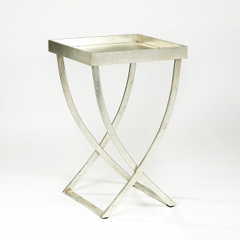 Tracy two-piece tray table