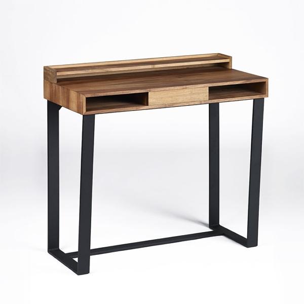 Harvey desk solid oak / veneer oiled