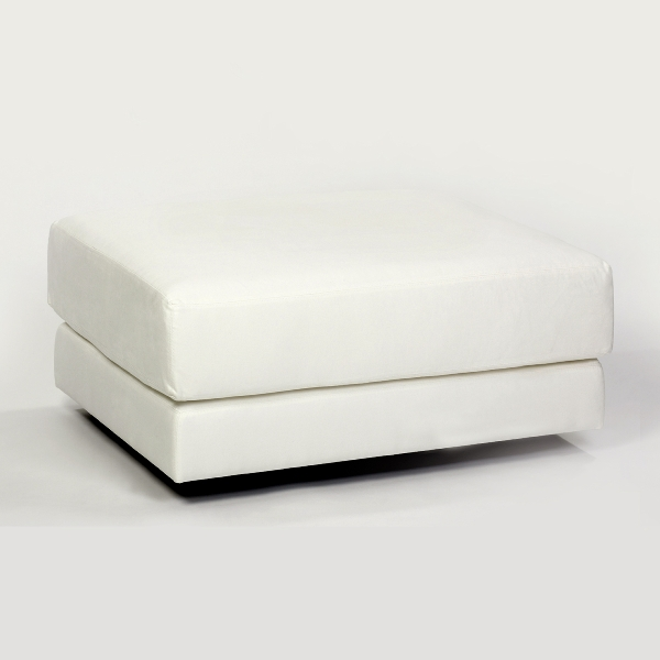 Metropolitan stool - basic version 100x80 cm feet