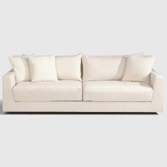 Metropolitan Club Sofa 2-Sitz