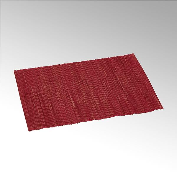 Narita tableset 50x36 cm red 4pcs/cart