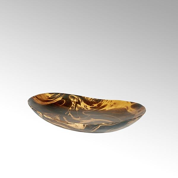 Xaver bowl acacia wood, smoked