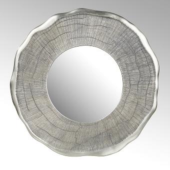 Siddharta mirror large aluminum