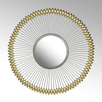 Ramses mirror round