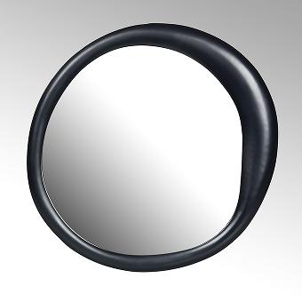 Bolla mirror large aluminium