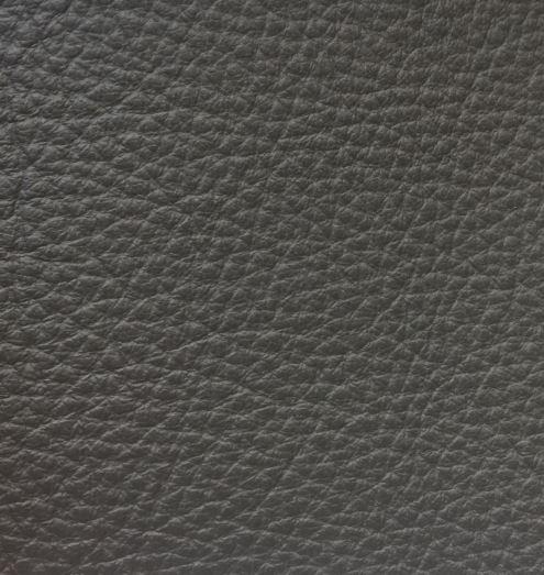 Laredo anthracit leather 1,2 -1.4 mm thick