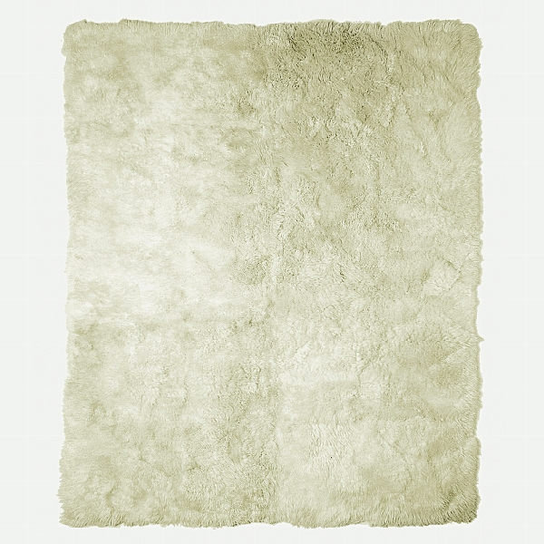 Taiga RUG, lambskin, white 200x300cm