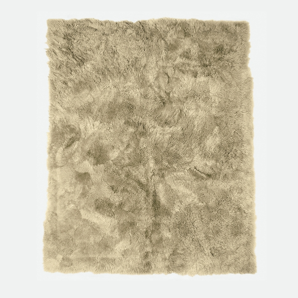 Taiga RUG, lambskin, beige 200x300cm