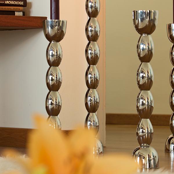 Candleholders /- Plates/Wall