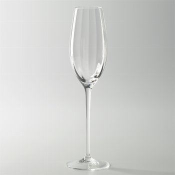 Gatsby champagne glass crystal H 24,5 D 7 cm