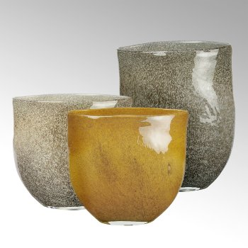 Perugino vase, oval,curry
