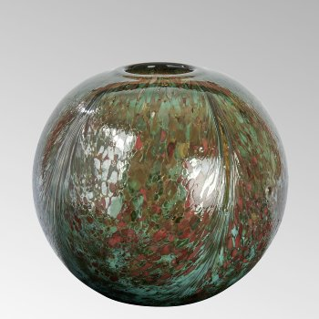 Bellotto glass vase