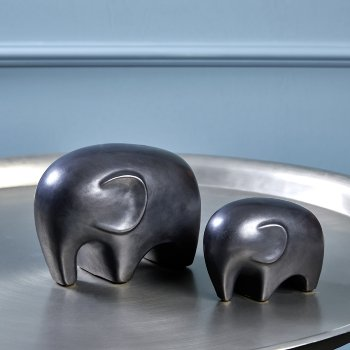 Hathi elephant small, ceramic