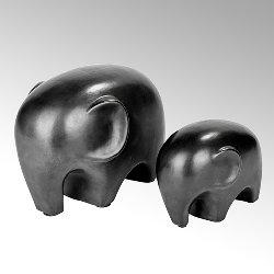 Hathi Elefant groß, Keramik