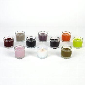 Estella glass H8 D9cm