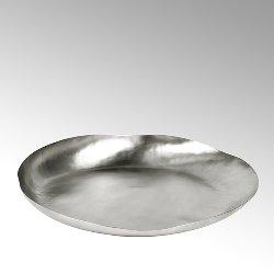 Sanjana Schale/Tablett Aluminium