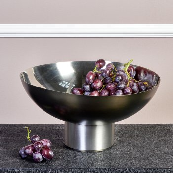 Oslo bowl stainless steel