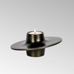Proton Teelichthalter Aluminium
