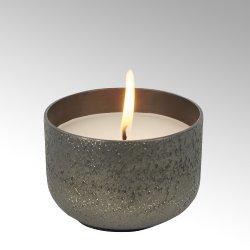 Alea Teelichthalter mit Kerze