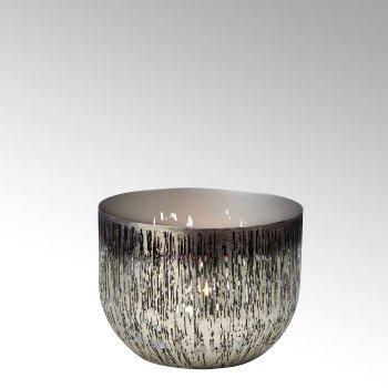 Osako Teelichthalter, Eisen, bronze-platin