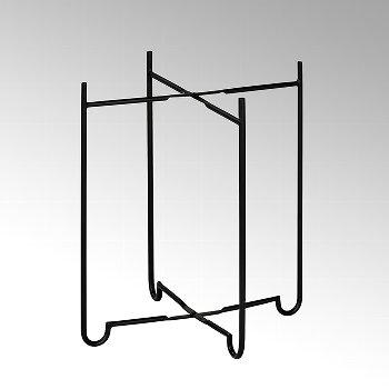 Tromsoe Tischgestell schwarz