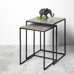 Dagny  side table set of 2