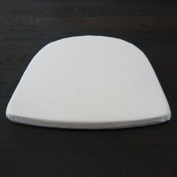 White cushion for Julius chairs