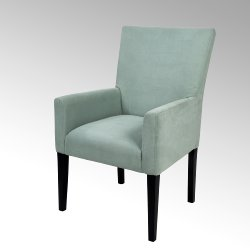 Aiden armchair upholstered