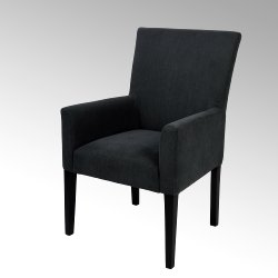 Aiden armchair upholstered,
