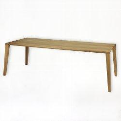 ARACOL table oak solid oiled natur