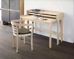 Modesto desk oak white 120 x 58 x 93 cm