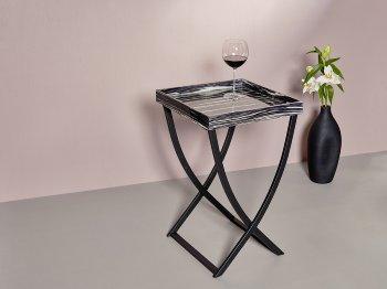 Tracy  2-piece tray table