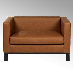 Bella sofa with white cushion 12ox72x7o cm