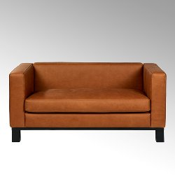 Bella sofa with white cushion 153x72x7o cm