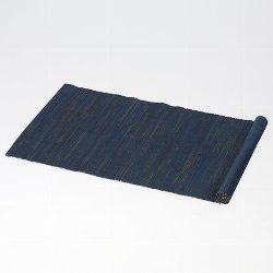 Narita tablerunner 50x150cm blue