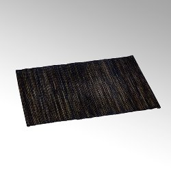Narita tableset 50x36 cm black 4pcs/cart.