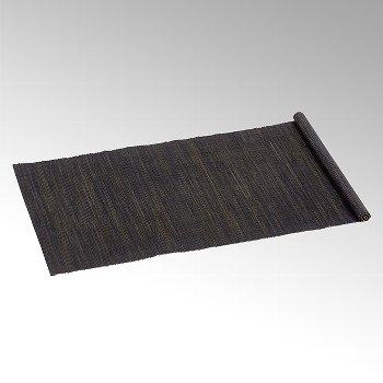 Narita tablerunner 50x150cm black