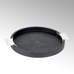 Sarabi Tablett rund, Mangoholz