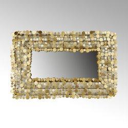 Midas mirror iron/metal