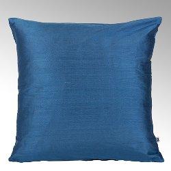Seine cushion cover 100% silk ocean, 40x40cm