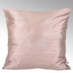 Seine cushion cover 100% silk quarz, 40x40cm