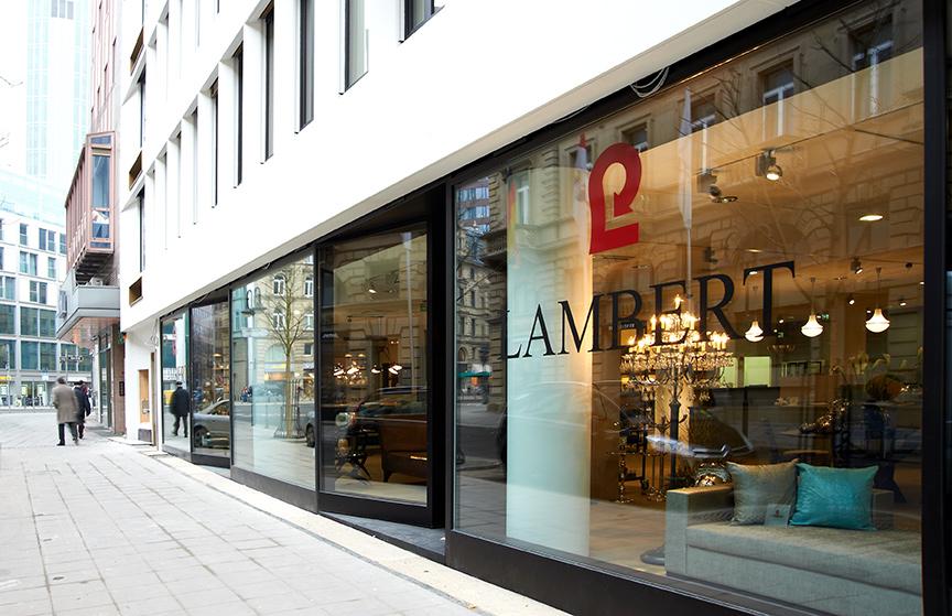 Lambert Flagship Store Frankfurt am Main